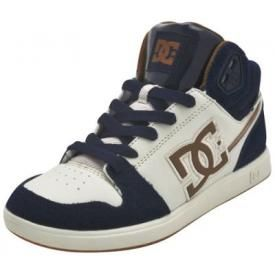 Chaussures Nana DC SHOES - University Mid Navy Gum