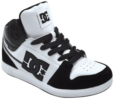 Dc Shoes Pure Blanches