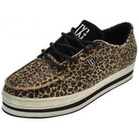 Chaussures Nana DC SHOES - Creepers Leopard