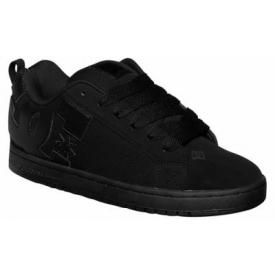 Chaussures DC SHOES - Court Graffik Full Black