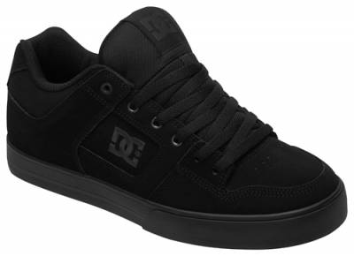 Black Shoes Full Pure Rock Gogo Chaussures Dc A Homme cq34AjL5R