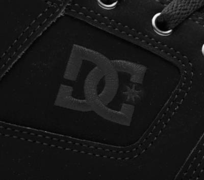 Chaussures Black Shoes A Pure Full Gogo Dc Homme Rock mnw8vNO0