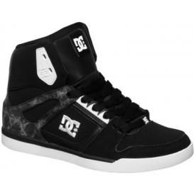 Chaussures Nana DC SHOES - Rebound Slim High BLK
