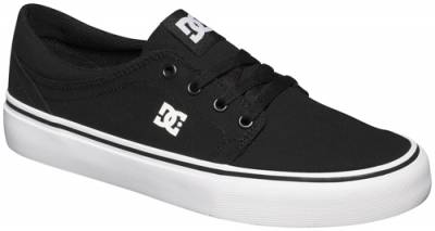 chaussures nana dc shoes trase tx bkw baskets rock a gogo. Black Bedroom Furniture Sets. Home Design Ideas