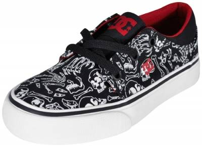 chaussures enfant dc shoes trase sp bep rock a gogo. Black Bedroom Furniture Sets. Home Design Ideas
