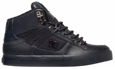 e62f62e8cf965 Chaussures DC SHOES - Spartan High WC SE BK3 - Rock A Gogo