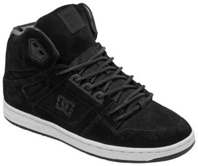 chaussures femme dc shoes rebound high xe bsm baskets rock a gogo. Black Bedroom Furniture Sets. Home Design Ideas