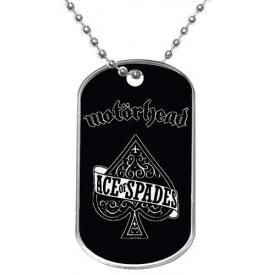 Plaque Militaire MOTORHEAD - Ace Of Spades