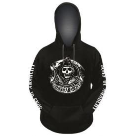 Sweat Mec SONS OF ANARCHY - Reaper Banner