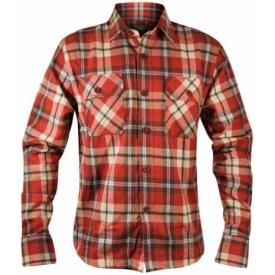 Chemise Mec SURPLUS - Wood Red