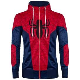 Sweat Zippé Mec SPIDER-MAN - Costume