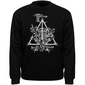 Sweat Mec HARRY POTTER - Deathly Hallows