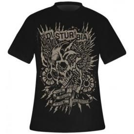 T-Shirt Mec DISTURBIA - We Own The Night