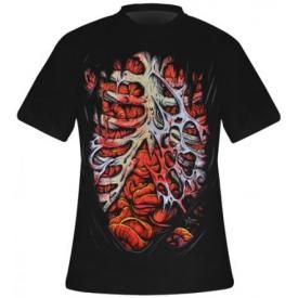 T-Shirt Mec DARKSIDE - Guts