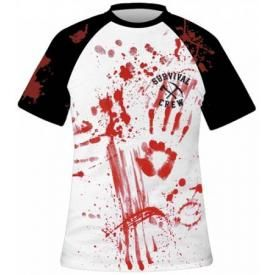 T-Shirt Mec DARKSIDE - Zombie Killer Baseball