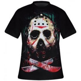 T-Shirt Mec DARKSIDE - Jason
