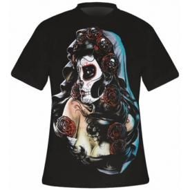 T-Shirt Mec DARKSIDE - Day Of The Dead