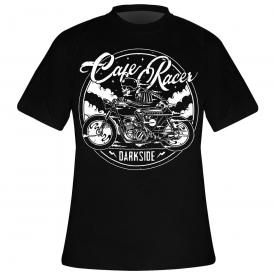 T-Shirt Mec DARKSIDE - Cafe Racer