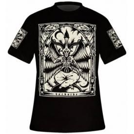 T-Shirt Mec DARKSIDE - Baphomet