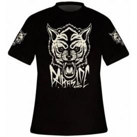 T-Shirt Mec DARKSIDE - Wolf