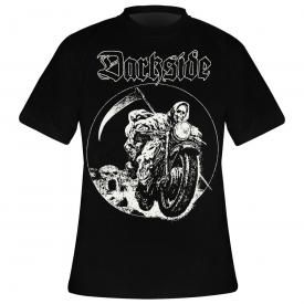 T-Shirt Homme DARKSIDE - Grim Rider