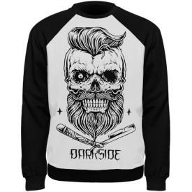 Sweat DARKSIDE - Bearded Skull Baseball