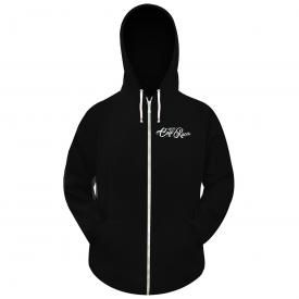 Sweat Zippé Homme DARKSIDE - Cafe Racer