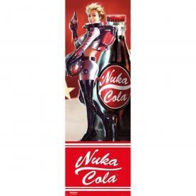 Door Poster FALLOUT 4 - Nuka Cola