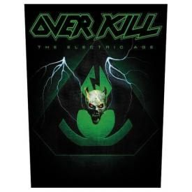 Dossard OVERKILL - The Electric Age