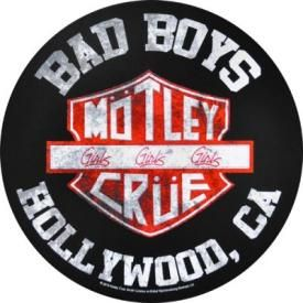 Dossard MOTLEY CRUE - Bad Boys