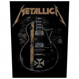 Dossard METALLICA - Hetfield Iron Cross