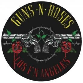 Dossard GUNS N ROSES - Los F'N Angeles
