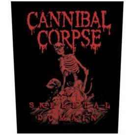 Dossard CANNIBAL CORPSE - A Skeletal Domain