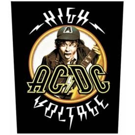 Dossard AC/DC - High Voltage