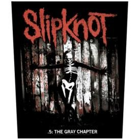Dossard SLIPKNOT - The Gray Chapter