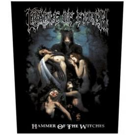 Dossard CRADLE OF FILTH - Hammer Of The Witches