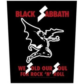 Dossard BLACK SABBATH - We Sold Our Soul