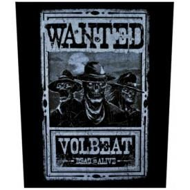 Dossard VOLBEAT - Wanted