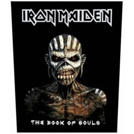 Dossard IRON MAIDEN - The Book Of Souls
