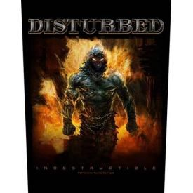 Dossard DISTURBED - Indestructible