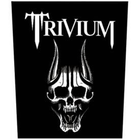Dossard TRIVIUM - Screaming Skull