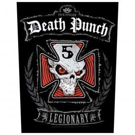 Dossard FIVE FINGER DEATH PUNCH - Legionary