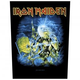 Dossard IRON MAIDEN - Live After Death