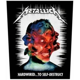 Dossard METALLICA - Hardwired