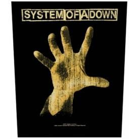 Dossard SYSTEM OF A DOWN - Hand