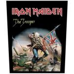 Dossard IRON MAIDEN - The Trooper