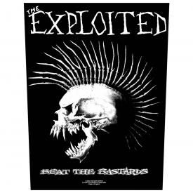 Dossard THE EXPLOITED - Beat The Bastards