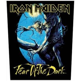 Dossard IRON MAIDEN - Fear Of The Dark