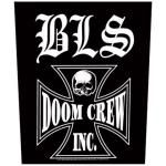 Dossard BLACK LABEL SOCIETY - Doom Crew