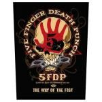 Dossard FIVE FINGER DEATH PUNCH - The Way Of The Fist